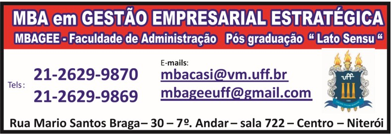 MBA Gestão Empresarial - CASI