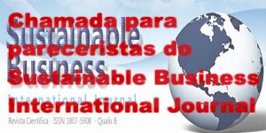 SBIJ – Revista Sustainable Business International Journal